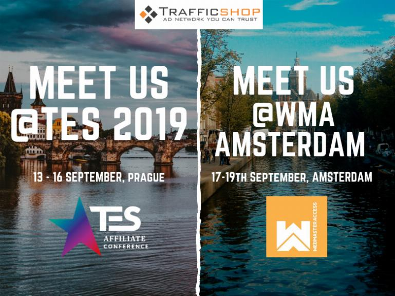 Meet Trafficshop in September