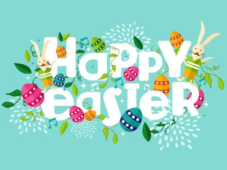 Happy Easter from Trafficshop Team!