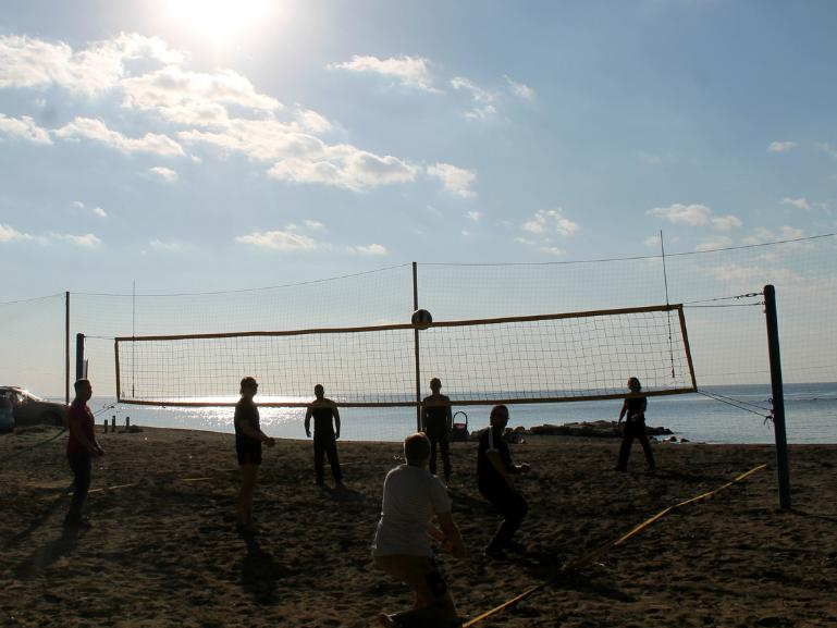 Sports' Day - Beach Volleyball