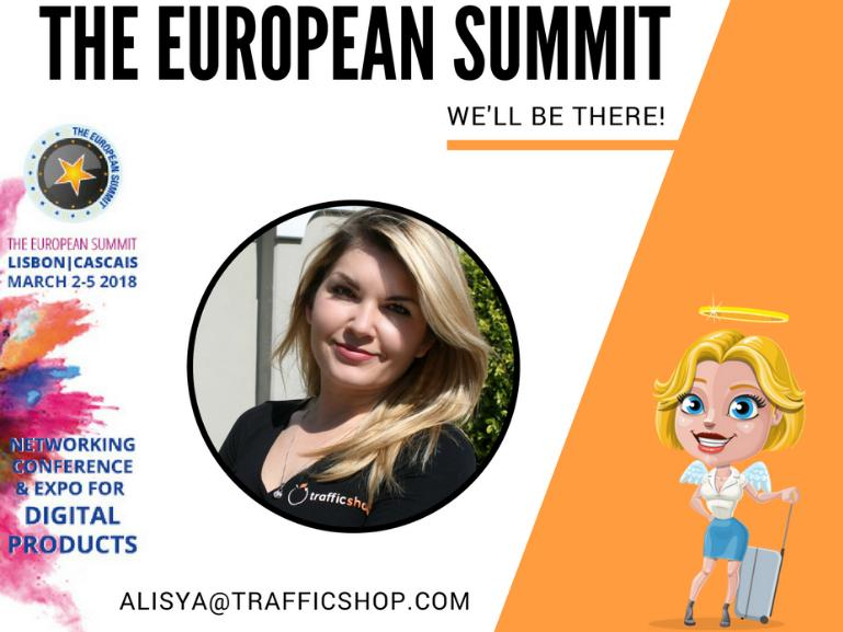 Meet us at The European Summit!