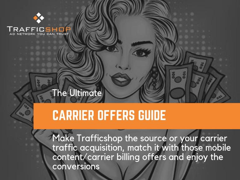 Making money with carrier traffic